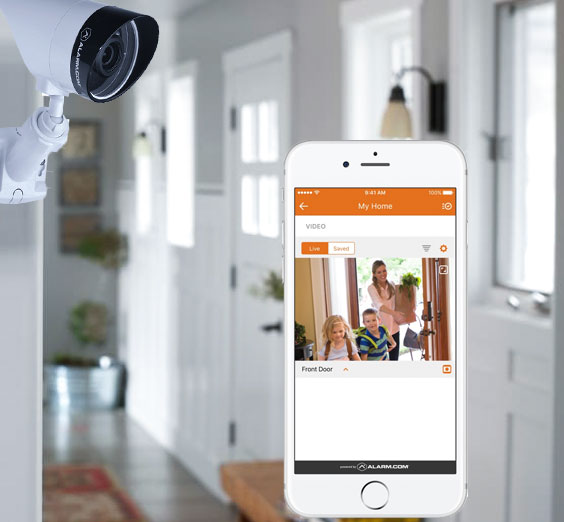 IR Night Vision & Other Features for Security Cameras